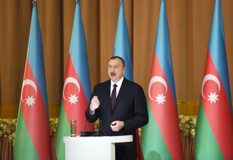 Президент Ильхам Алиев: Изменение статус-кво означает конец оккупации