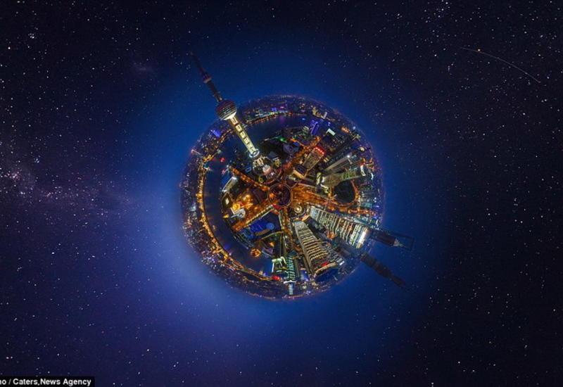 """Панорамные ночные фотографии крупных мегаполисов <span class=""""color_red"""">- ФОТО</span>"""