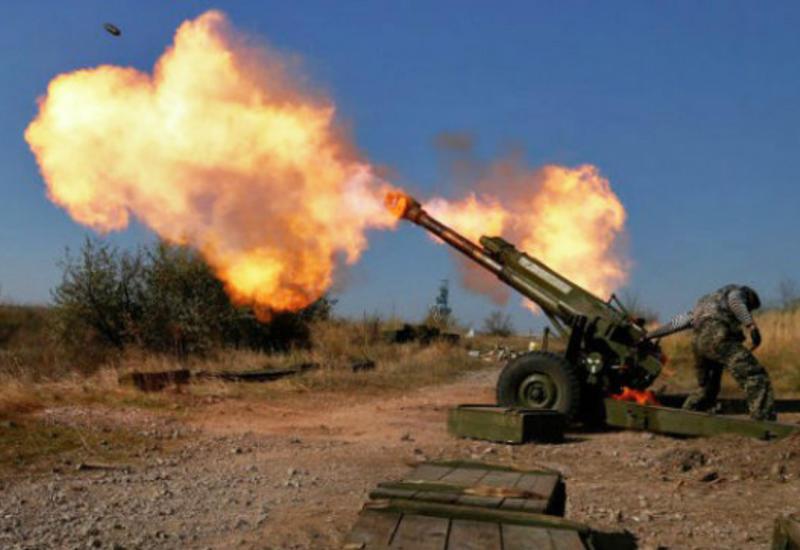 Сирия вновь обстреляла Турцию, есть раненые