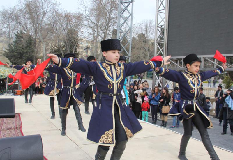 В Баку состоится праздничный концерт
