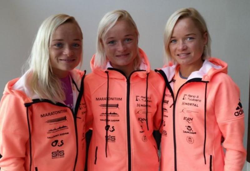 """На Олимпиаде в Рио впервые выступят сестры-тройняшки <span class=""""color_red"""">- ВИДЕО</span>"""