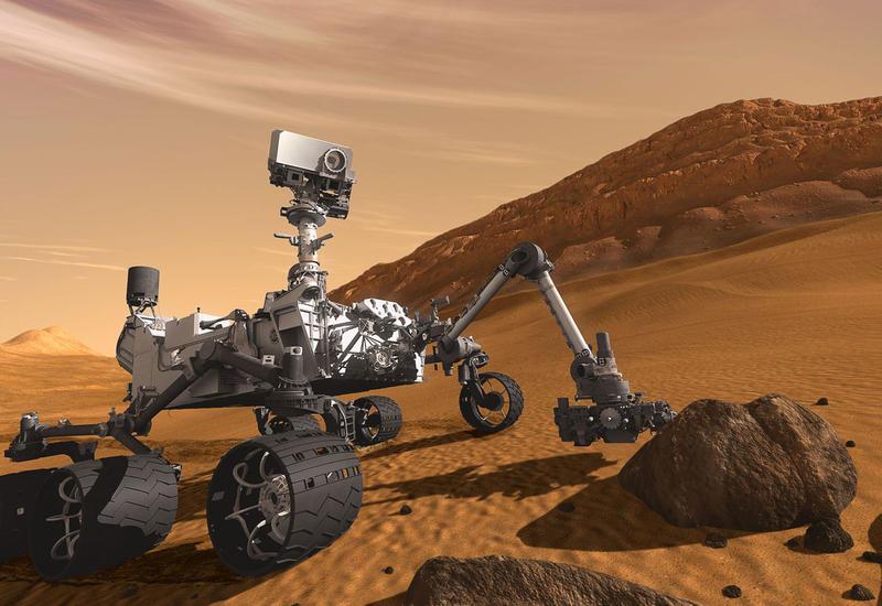 """Марсоходы посостязались в ловкости и быстроте <span class=""""color_red"""">- ВИДЕО</span>"""