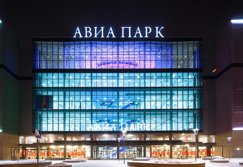 В московском ТЦ «Авиапарк» эвакуируют посетителей