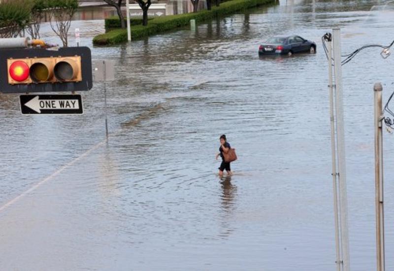 Сильные наводнения в Техасе, есть жертвы