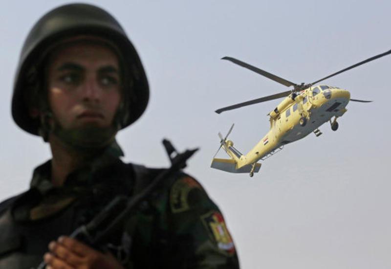 ВС Египта ликвидировали 36 боевиков