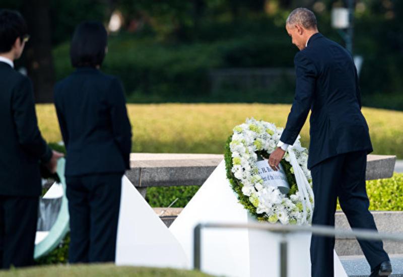 Опрос выявил, как японцы оценили визит Обамы в Хиросиму