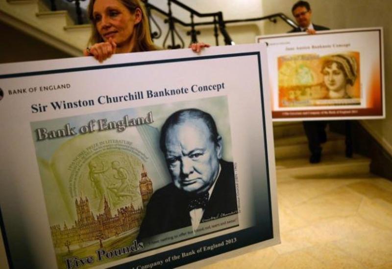 """Новые пластиковые банкноты Великобритании невозможно будет разорвать <span class=""""color_red"""">- ФОТО - ВИДЕО</span>"""