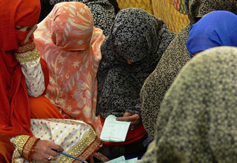 В Пакистане предложили разрешить мужьям бить жен тюрбаном