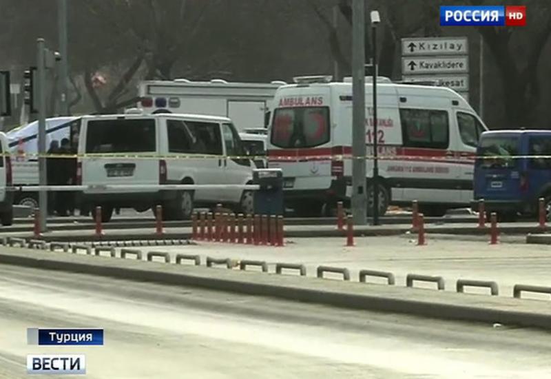 В Турции один автобус влетел в скалу, другой перевернулся: есть жертвы