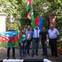 """Азербайджанцы поделились кровью в Москве <span class=""""color_red"""">- ФОТО</span>"""