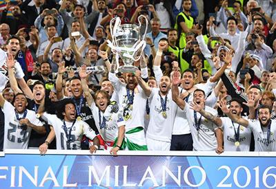"«Реал Мадрид» и Зидан феерически празднуют свой триумф <span class=""color_red"">- ВИДЕО</span>"