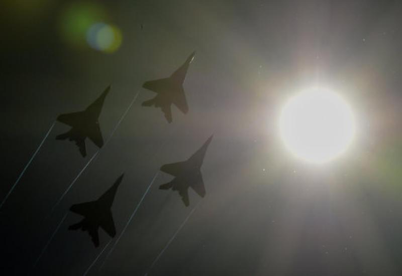 Пять истребителей МиГ-29 совершили внеплановую посадку в Польше