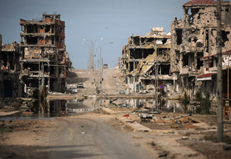 """Ливийские силовики освободили портовый город Бен-Джавад от боевиков """"ИГ"""""""