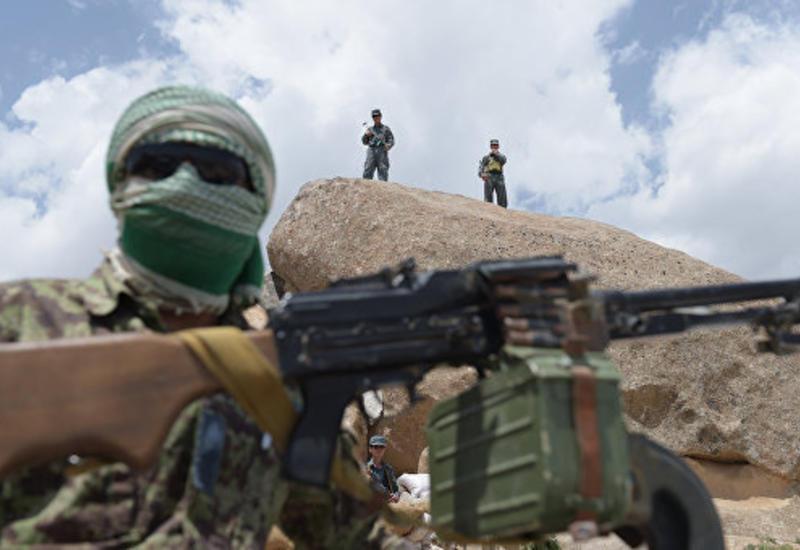 """В Афганистане задержали одного из командиров """"Талибана"""""""