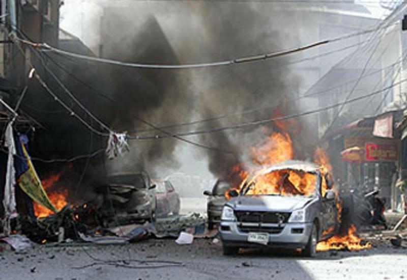 Взрыв в Турции, погибли полицейские