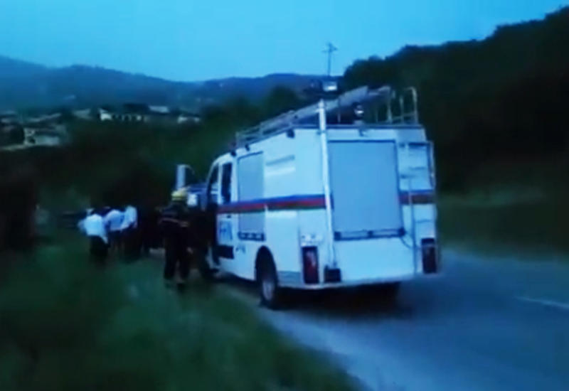 Врачи сообщили о состоянии одного из пострадавших в страшной аварии в Хызы