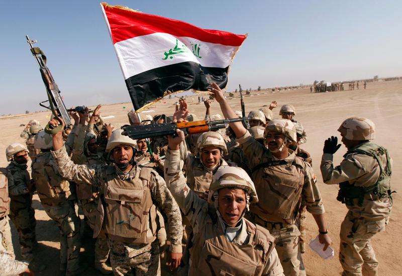 """Иракский спецназ вошел в центральные кварталы города-оплота """"ИГ"""" <span class=""""color_red"""">- ВИДЕО</span>"""