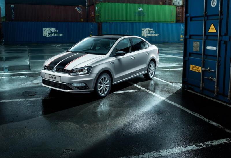 "Седан Volkswagen Polo получил ""подогретую"" версию с турбомотором <span class=""color_red"">- ФОТО</span>"