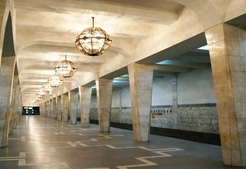 """Открывающаяся завтра станция бакинского метро полностью преобразилась <span class=""""color_red"""">- ФОТО</span>"""