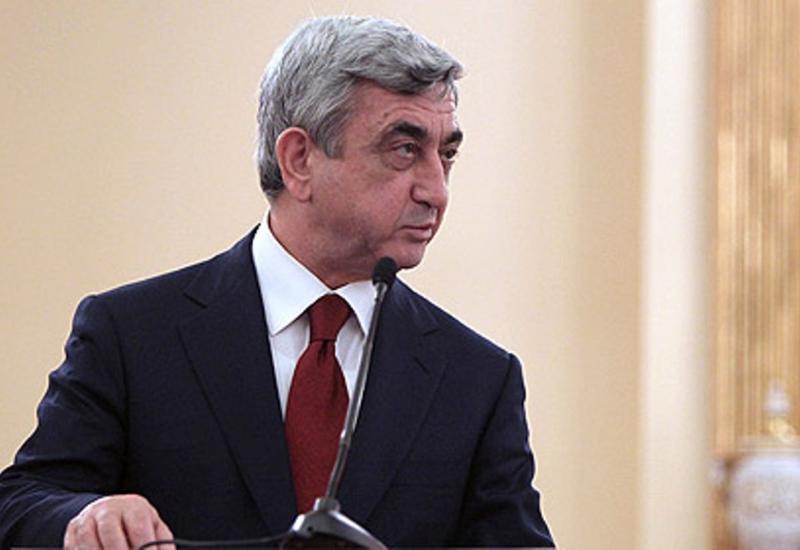 Саргсян собрался шантажировать сразу Россию, Казахстан и Беларусь