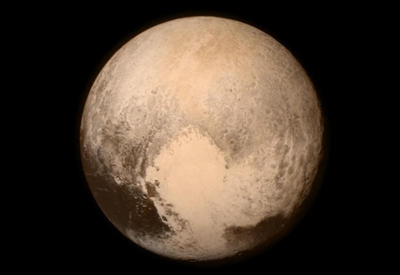 """НАСА показало детальное видео Плутона <span class=""""color_red"""">- ВИДЕО</span>"""