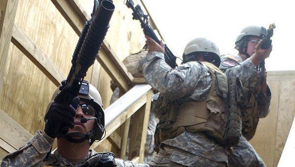 Стрелок вЛос-Анджелесе покончил ссобой— милиция