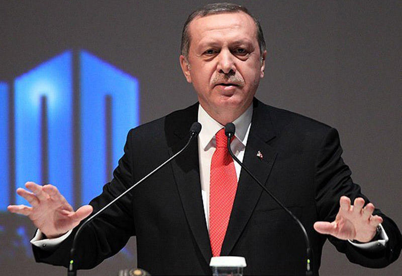 Эрдоган: Турция движется по пути демократии