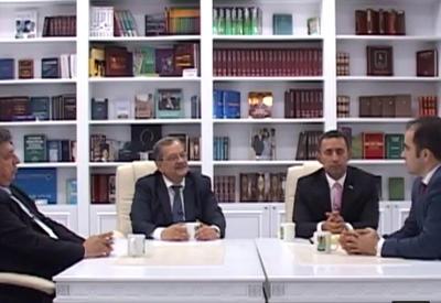 """Лидеры азербайджанской диаспоры США на площадке Baku Network <span class=""""color_red"""">- ВИДЕО</span>"""