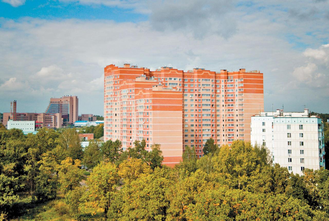 В новейшей российской столице эвакуируют психоневрологический интернат