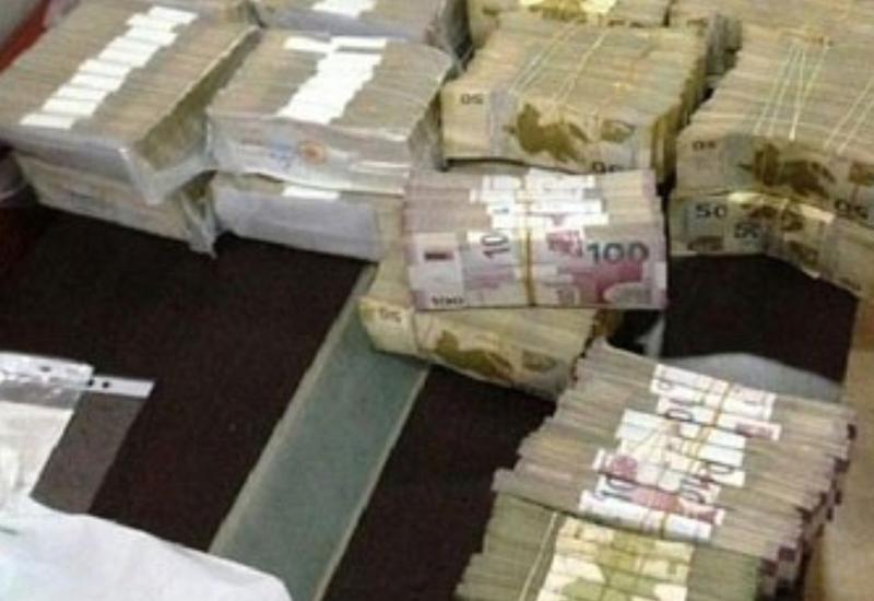 ЦБА привлек у банков 50 млн. манатов