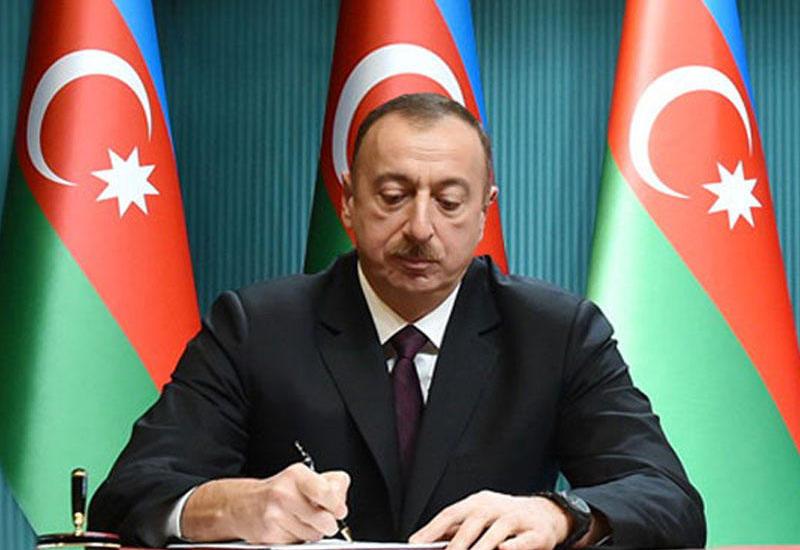 Президент Ильхам Алиев отозвал посла Азербайджана в Беларуси
