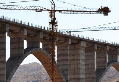 """На строительство железной дороги Решт-Астара потратят сотни миллионов <span class=""""color_red""""> - ПОДРОБНО</span>"""