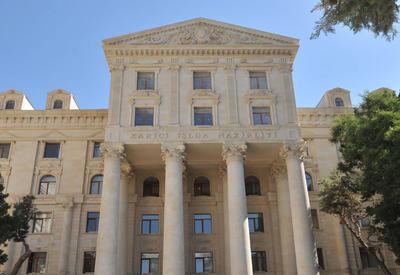 МИД Азербайджана о главном препятствии в карабахском урегулировании