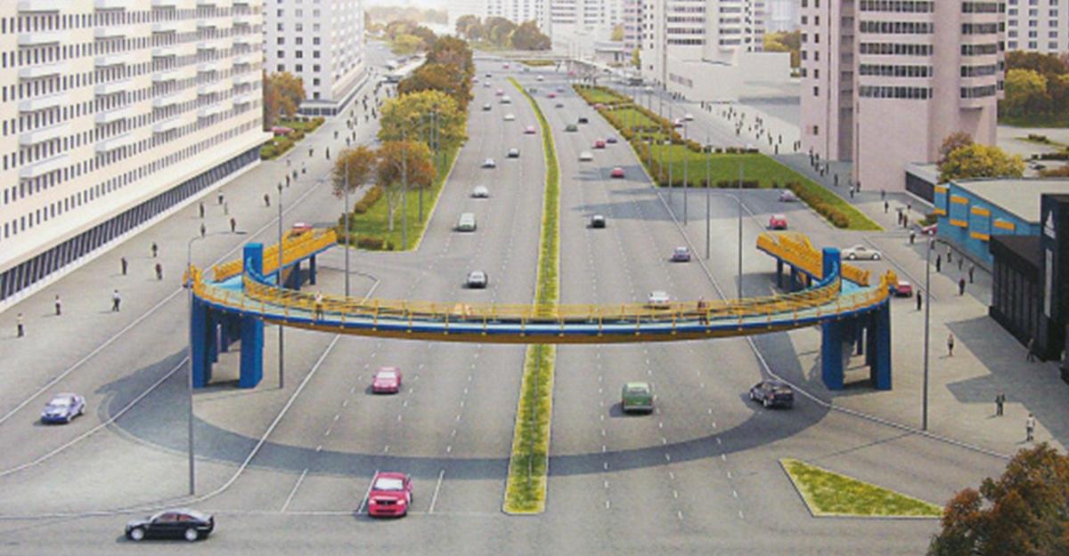 Акимат Алматы приведёт в порядок 69 надземных пешеходных