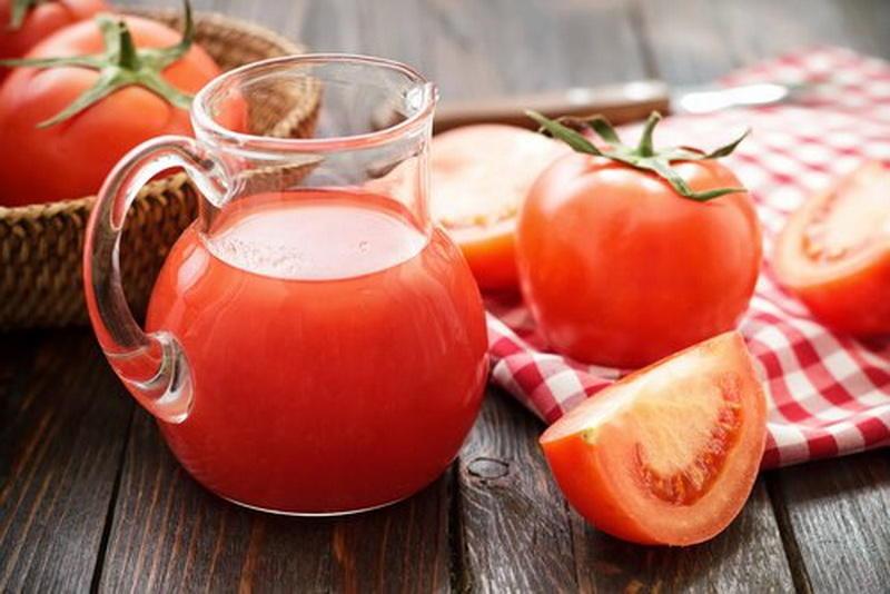 Томатный сок польза и вред для похудения