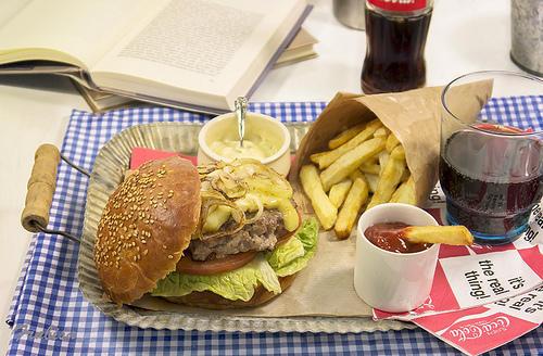Насыщенные жиры и холестерин