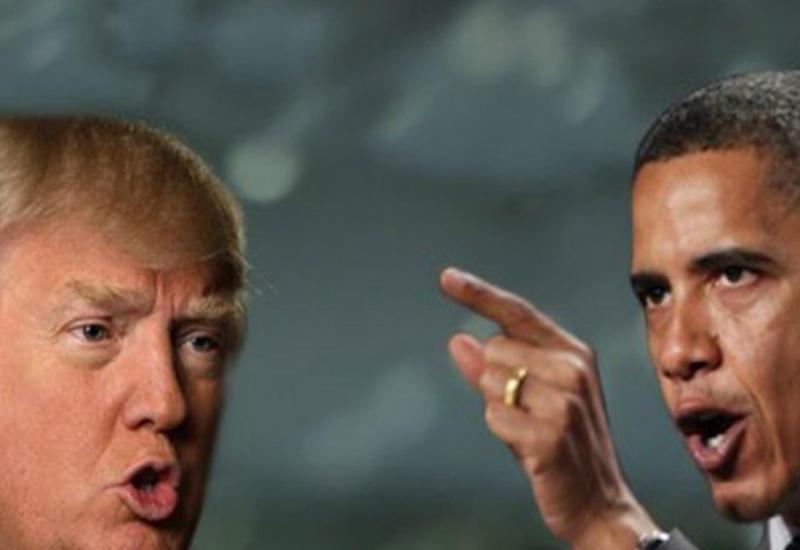 Обама резко высказался о Трампе