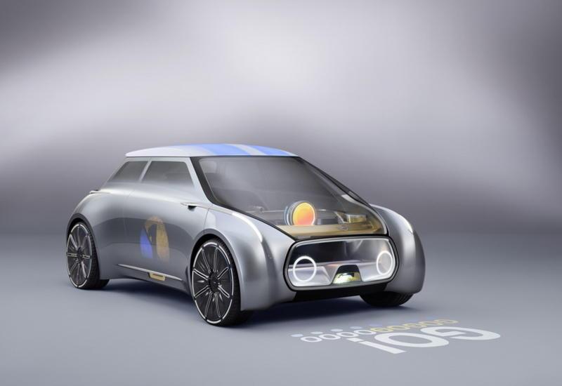 """Новый концепт-кар Mini позволяет отдать руль пассажиру <span class=""""color_red"""">- ФОТО</span>"""