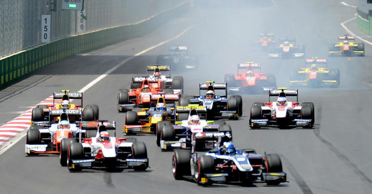 ВБаку стартовала гонка Формула-1 -ПРЯМОЙ ЭФИР