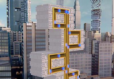Система лифтов для Бакинского метрополитена?