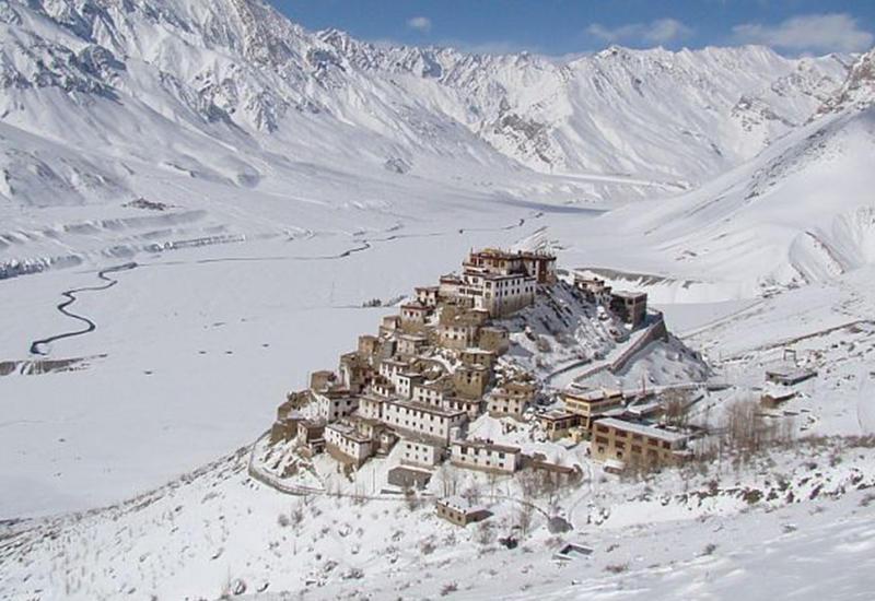 "Ки Гомпа – самый большой тибетский буддийский храм <span class=""color_red"">- ФОТО</span>"