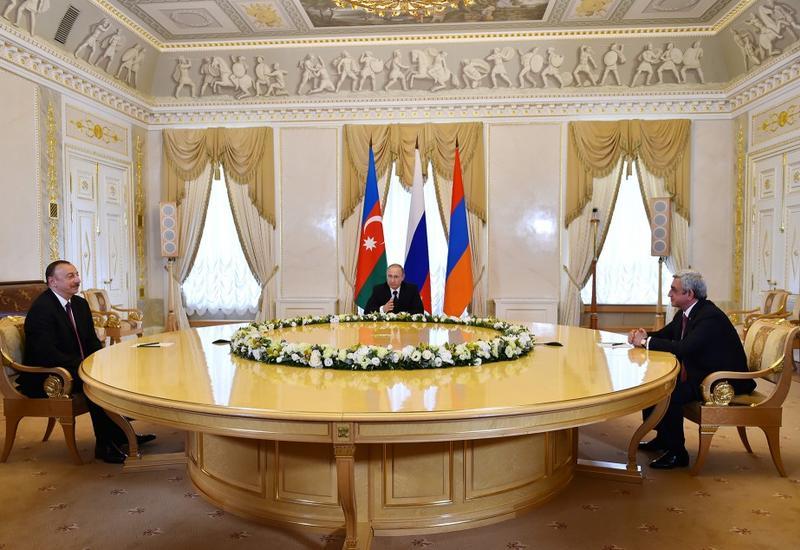"""Россия вынуждена выбирать между Азербайджаном и Арменией <span class=""""color_red""""> - ПОДРОБНОСТИ - ВИДЕО</span>"""
