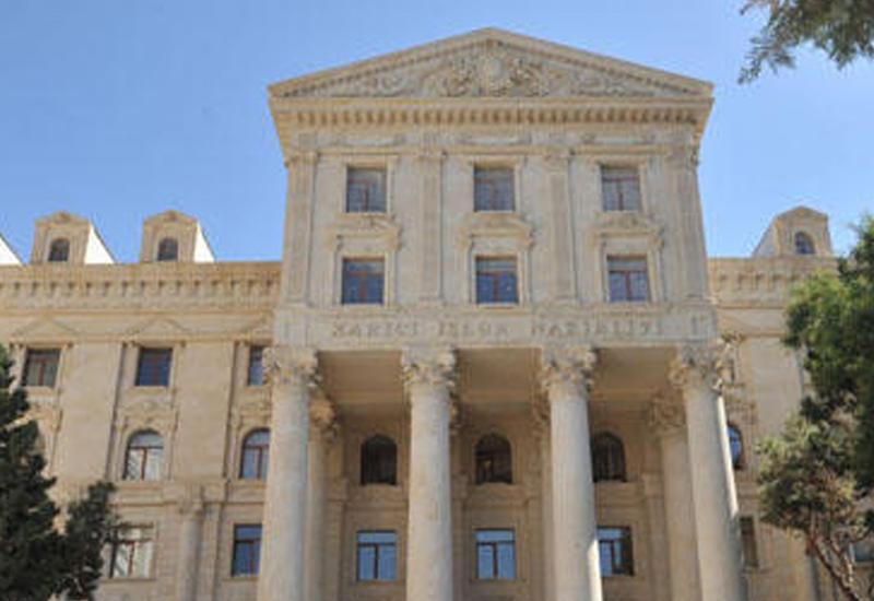 МИД Азербайджана о призыве к миру, сделанном Папой Римским в Ереване