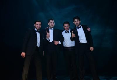 """Азербайджанский вокалист создал необычный квартет <span class=""""color_red"""">- ВИДЕО - ФОТО</span>"""