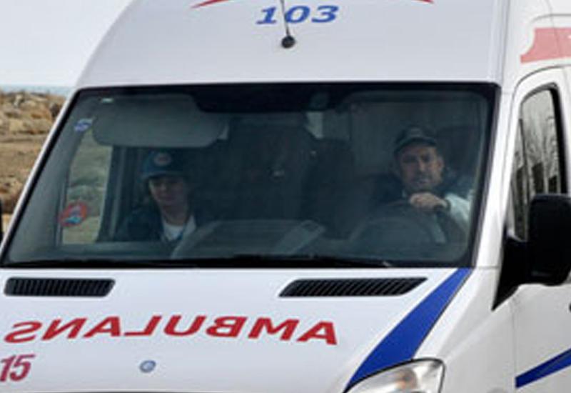 Bakıda yol qəzasında üç qardaş yaralandı