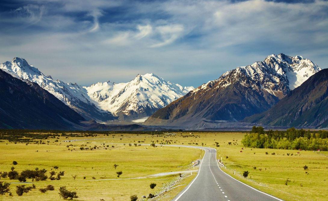 Новая ЗеландияНовая Зеландия - вот место, куда стремятся путешественники всего мира. Спокойная и прекрасная страна, попасть в которую будет не так-то просто.