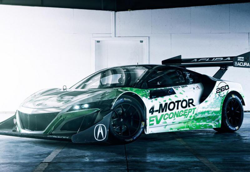 """Acura построила 1 500-сильный прототип для """"Гонки в облака"""" <span class=""""color_red"""">- ФОТО</span>"""