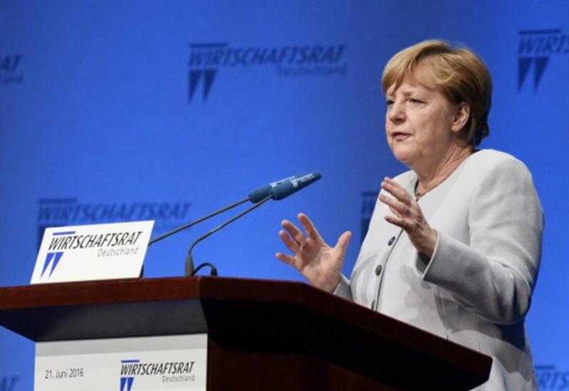 Меркель выразила соболезнования семьям жертв стрельбы в Мюнхене