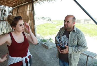 "Азербайджанская певица занялась фотопроектом <span class=""color_red"">- ФОТО</span>"