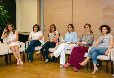 """Сообщество мам Active Mom's Club организовало встречу с астропсихологом из Москвы <span class=""""color_red"""">- ФОТО</span>"""